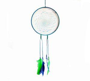 10 Turquoise Dream Catcher